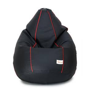 Jon Filled Bean Bag (with beans Bean Bag Type) by Urban Ladder - Design 1 - 356015