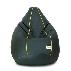 Phil Filled Bean Bag (with beans Bean Bag Type) by Urban Ladder - Design 1 - 356057