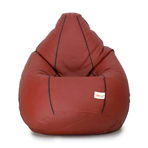 Sheldon Filled Bean Bag (with beans Bean Bag Type) by Urban Ladder - Design 1 - 356141