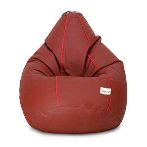 Will Filled Bean Bag (with beans Bean Bag Type) by Urban Ladder - Design 1 - 356162
