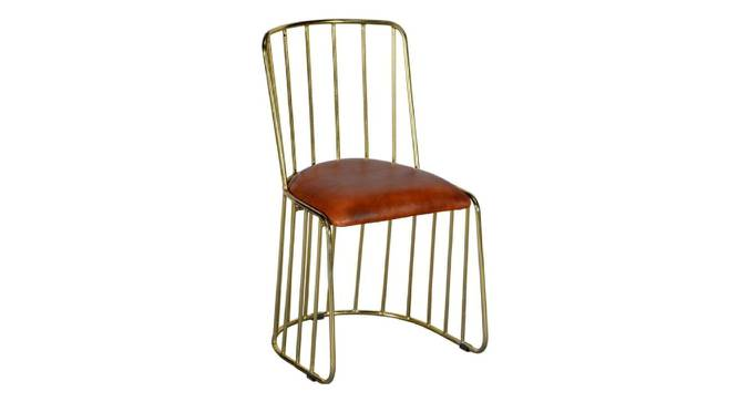 Cesar Dining Chair (Multicolored Finish, Multicolor) by Urban Ladder - Cross View Design 1 - 356336