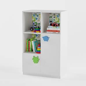 Little-Monsters Storage - Cabinet (White, Matte Finish) by Urban Ladder - Design 1 - 356691