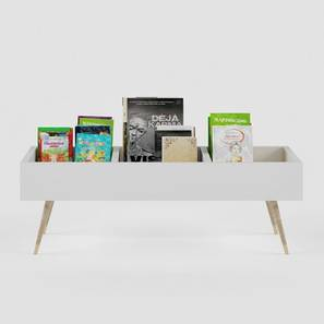 Stack'Em Storage - White (White, Matte Finish) by Urban Ladder - Design 1 - 356736