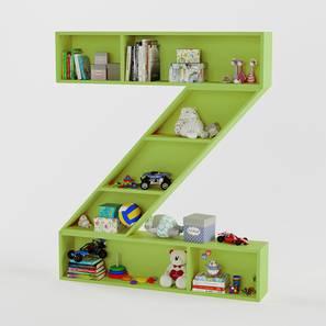 Zootopia Storage - Green (Green, Matte Finish) by Urban Ladder - Design 1 - 356787