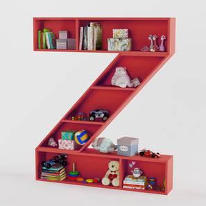 Zootopia Storage - Red (Red, Matte Finish) by Urban Ladder - Design 1 - 356793