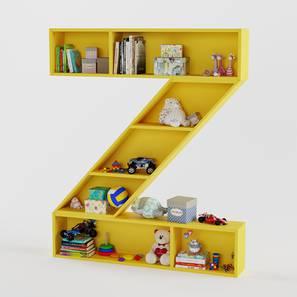 Zootopia Storage - Yellow (Yellow, Matte Finish) by Urban Ladder - Design 1 - 356799