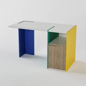 Artist Study Table (Multi Colour, Matte Finish) by Urban Ladder - Design 1 - 356805