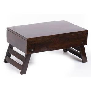 Ohio laptop table walnut finish lp
