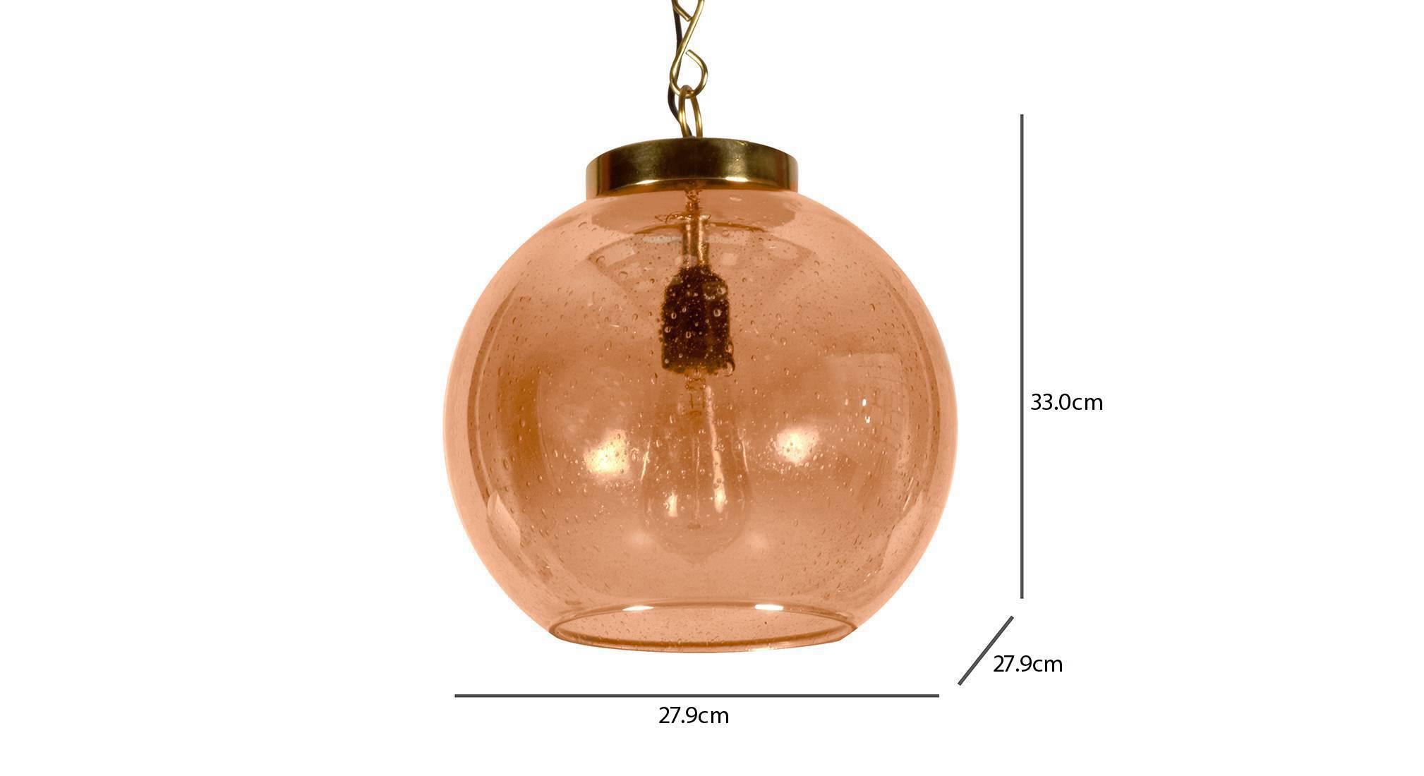 Alufoil hanging lamp 6