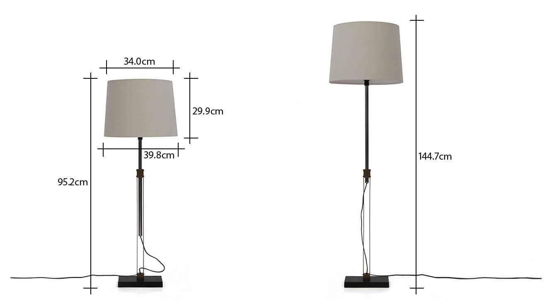Edmonton floor lamp replace 5