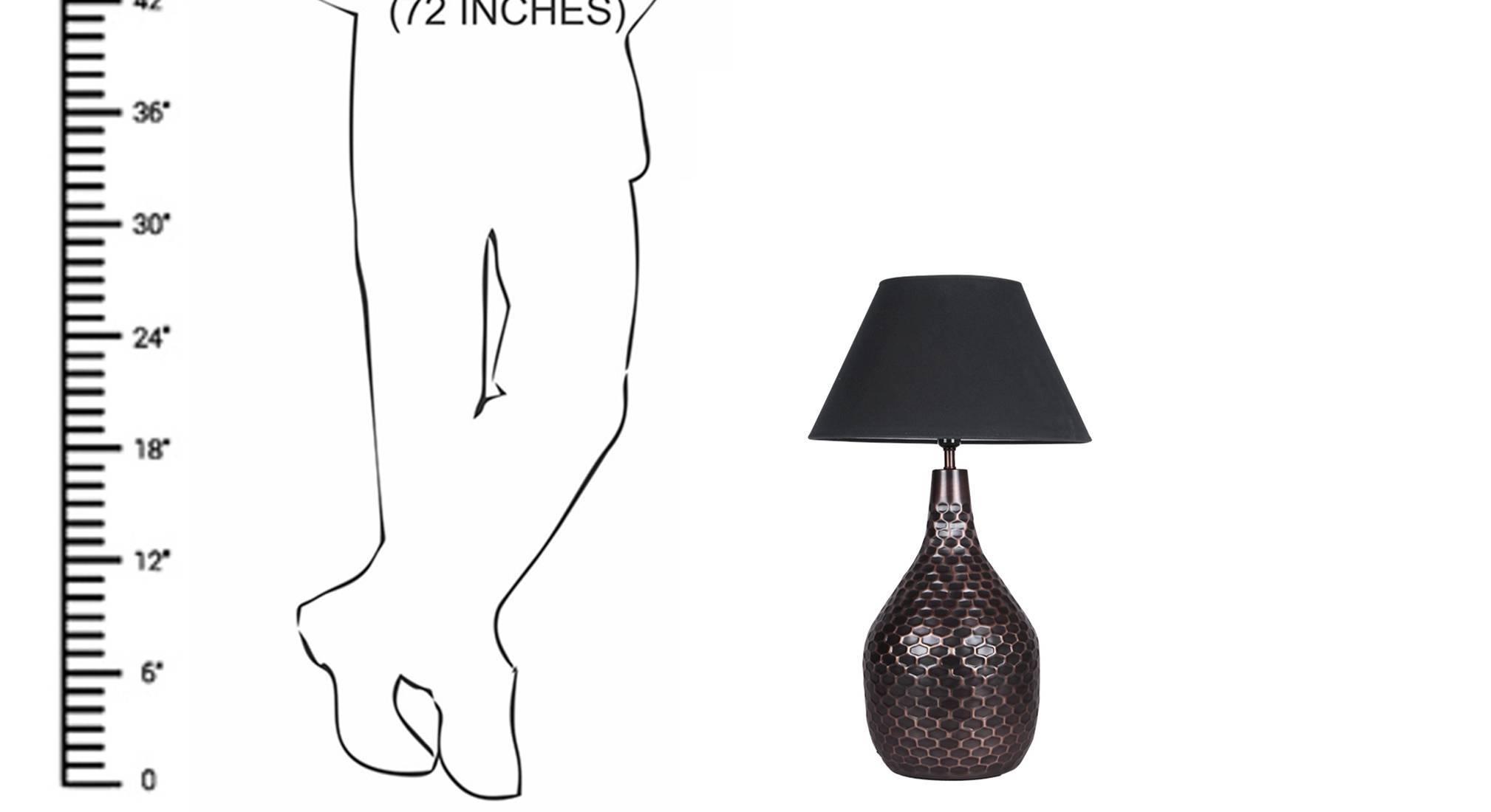 Hexapat table lamp 6