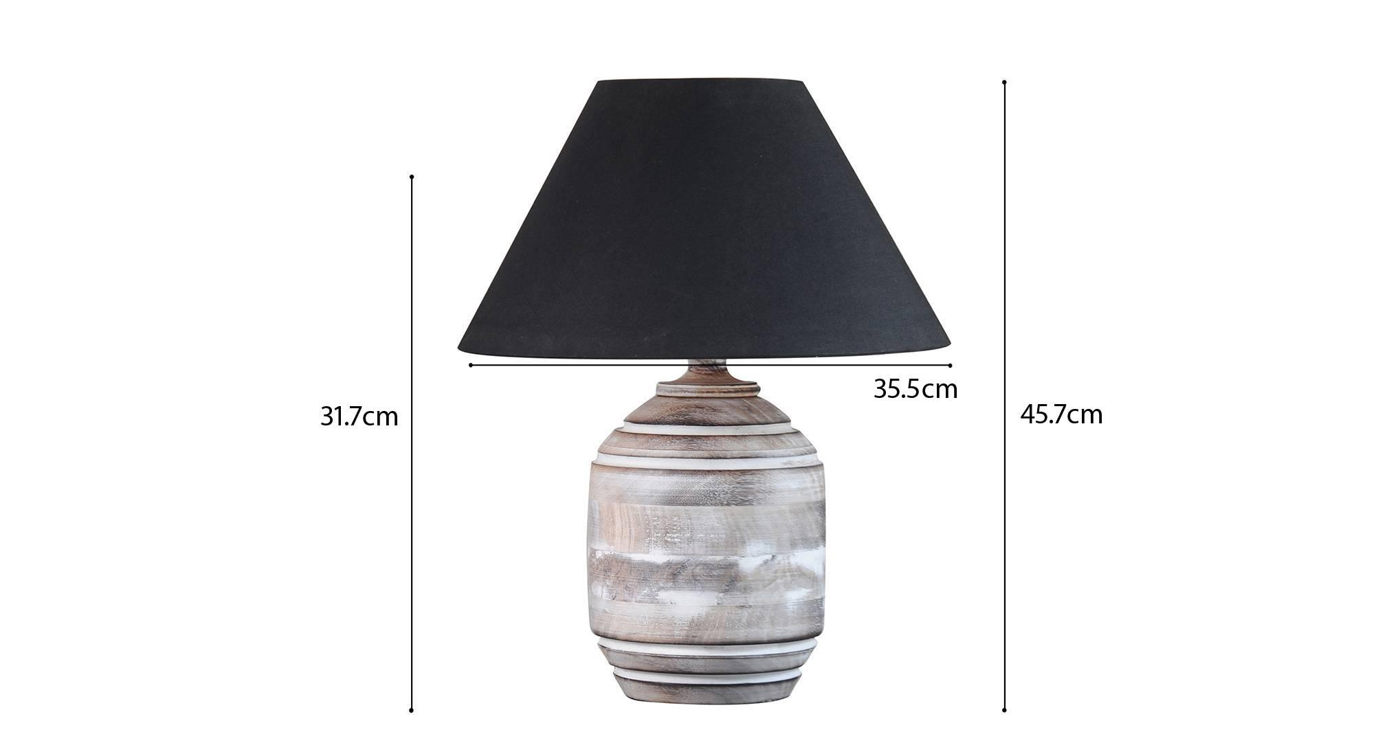 Bradbury table lamp 4