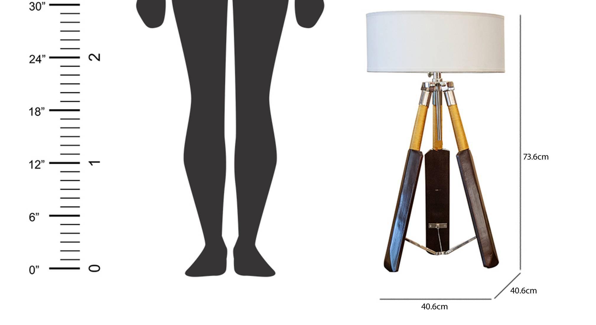 Cricket tripod lamp 5