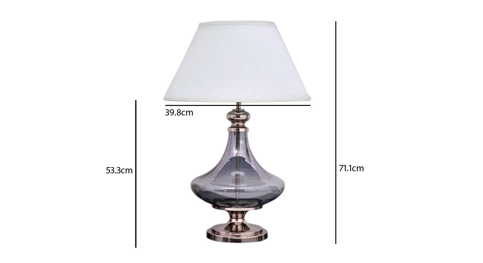 Delicea table lamp blue 5
