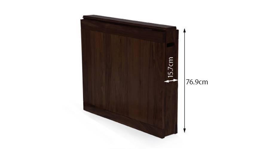 Danton folding dining table mahogany2