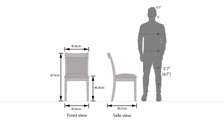 Dalla chair revised beige 5