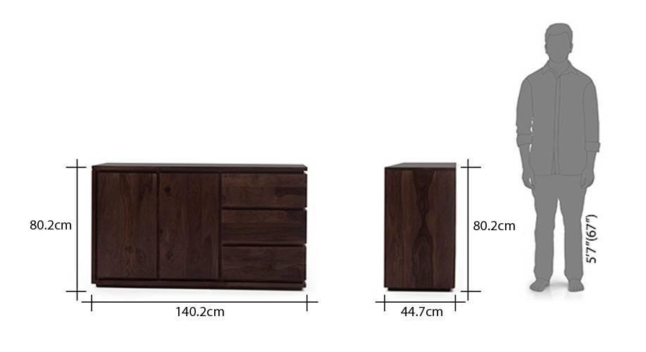 Vector xl sideboard mahogany 17 18