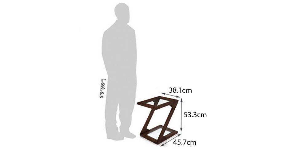 Zeta side table mh 07 8