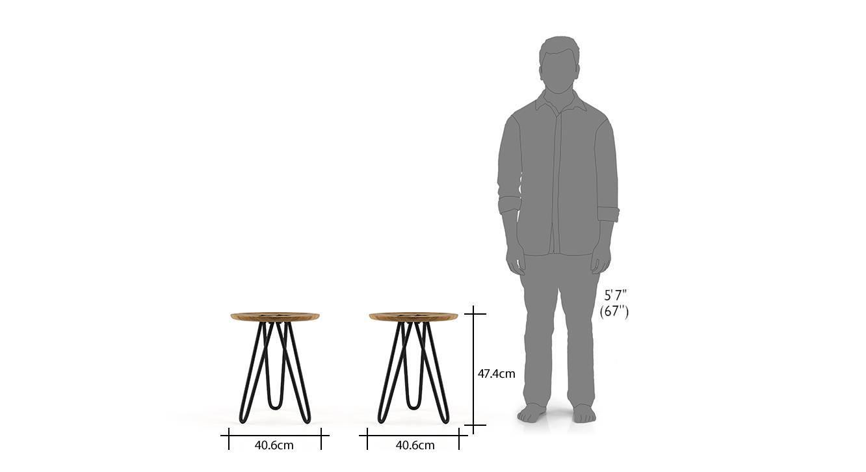Capella side table 21
