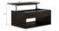 Alita Laptop Coffee Table (Dark Oak Finish) by Urban Ladder - -