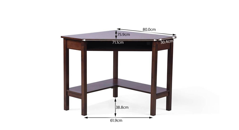 Collins corner study table