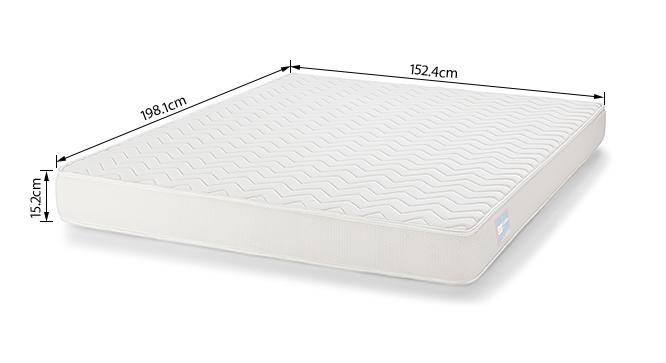 Cloud pocket spring mattress queen 6