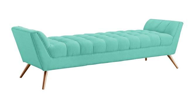 Elenora Benches (Mint Green) by Urban Ladder - Cross View Design 1 - 361174