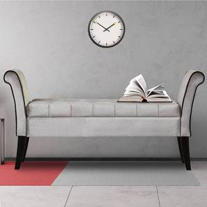Hall Benches (Grey) by Urban Ladder - Design 1 - 361325