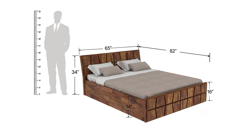 Meighen platform storage bed 6