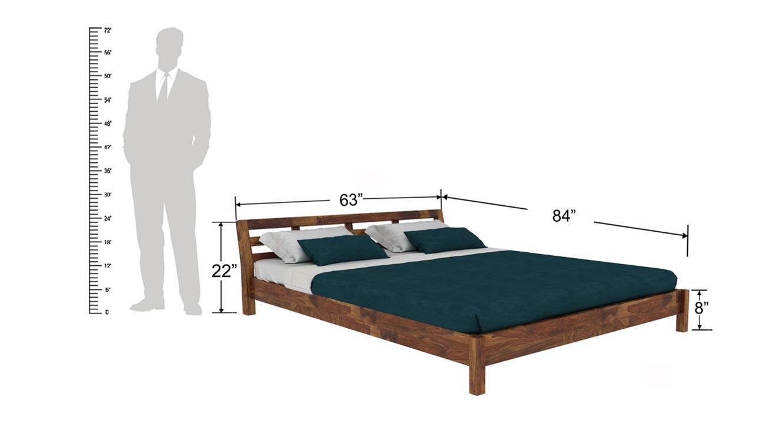 Nicolau non storage bed 6