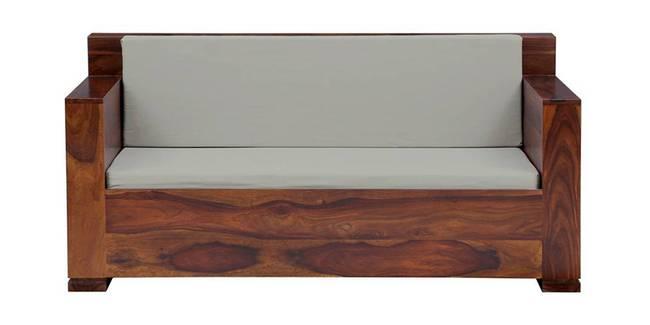 Atlanta Wooden Sofa (Provincial Teak) (2-seater Custom Set - Sofas, None Standard Set - Sofas, Fabric Sofa Material, Regular Sofa Size, Regular Sofa Type, PROVINCIAL TEAK)