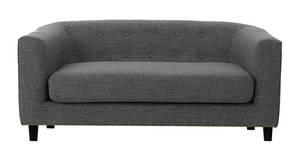 Casper Fabric Sofa (Grey)