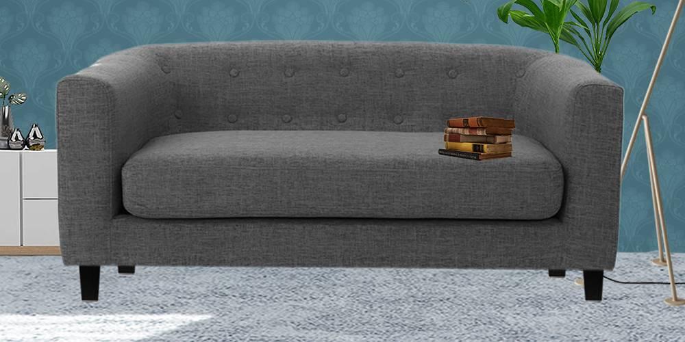 Casper Fabric Sofa (Grey) by Urban Ladder - -