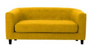 Casper Fabric Sofa (Yellow)