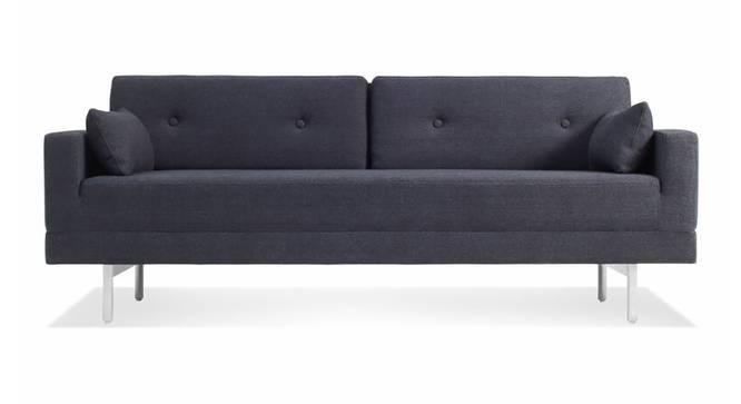 Chicago Sofa Cum Bed (Grey) by Urban Ladder - Cross View Design 1 - 363159