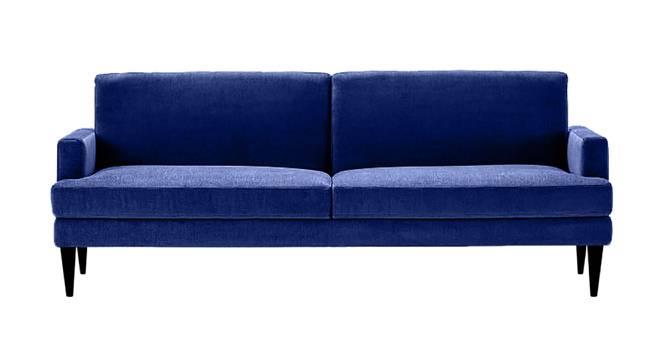 Zoya Sofa Cum Bed (Royal Blue) by Urban Ladder - Cross View Design 1 - 363233