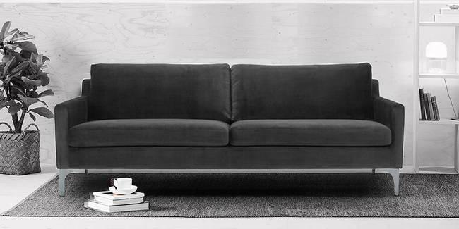 Mirandela Fabric Sofa (Brown) (Brown, 2-seater Custom Set - Sofas, None Standard Set - Sofas, Fabric Sofa Material, Regular Sofa Size, Regular Sofa Type)