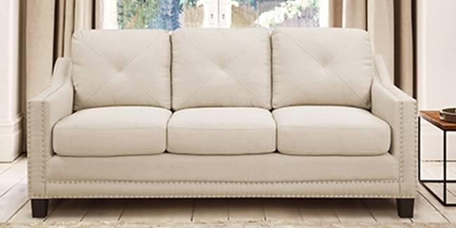 Philadelphia Fabric Sofa(Beige) (3-seater Custom Set - Sofas, None Standard Set - Sofas, Beige, Fabric Sofa Material, Regular Sofa Size, Regular Sofa Type)