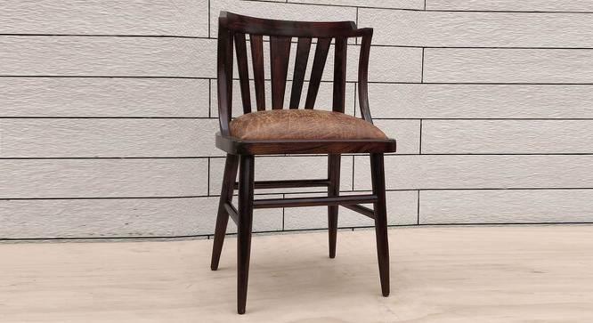 Farhan Study Chair (Walnut) by Urban Ladder - Cross View Design 1 - 364808