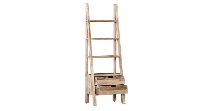 Meghana Bookshelf (Melamine Finish, Mango Natural) by Urban Ladder - Cross View Design 1 - 364912