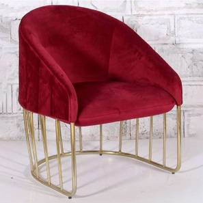 Jeffrey Office Chair (Tan & Black) by Urban Ladder - Design 1 - 364998