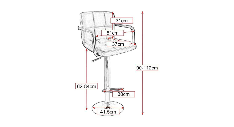 Abbott bar stool 6