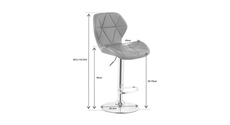 Dreda bar stool 6