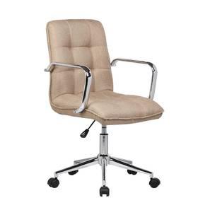 Wystan Study Chair (Brown) by Urban Ladder - Cross View Design 1 - 365994