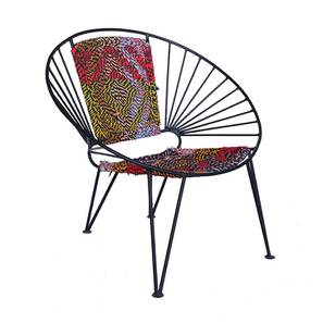 Oliver Balcony Chair (Multicolored Finish) by Urban Ladder - Cross View Design 1 - 366222