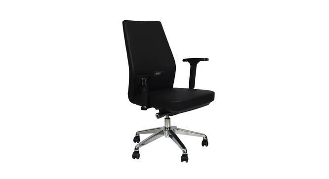Ethelyn Study Chair (Black) by Urban Ladder - Cross View Design 1 - 366364