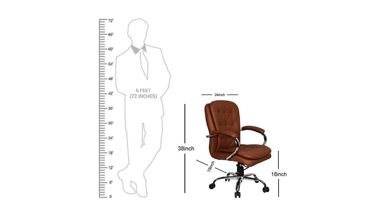 Glover study chair 6