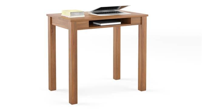 Arabia Study Table (Amber Walnut Finish) by Urban Ladder - Cross View Design 1 - 369133