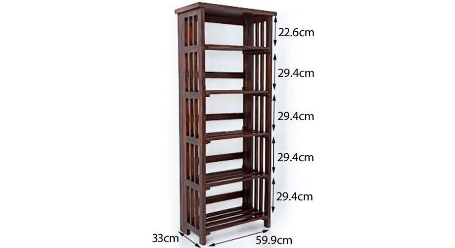 Rhodes folding book shelf mahogany finish img 6899 as smart object 1 ed
