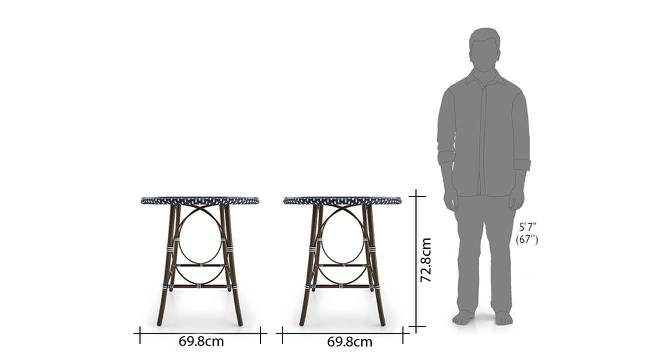 Marieta Storage Bed (Solid Wood) (Teak Finish, Queen Bed Size, Drawer Storage Type) by Urban Ladder - -
